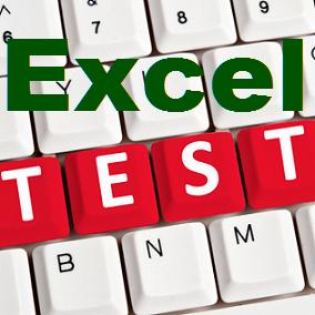 тест Excel сдать пройти